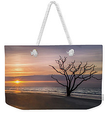 Botany Bay Sunrise Weekender Tote Bag