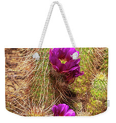 Weekender Tote Bag featuring the photograph Bouquet Of Beauty by Rick Furmanek