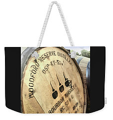 Bourbon Barrel Weekender Tote Bag