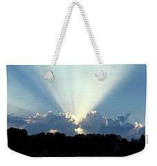 Breathtaking Sky Weekender Tote Bag