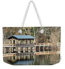 Brick Pond Park - North Augusta Sc Weekender Tote Bag