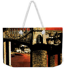 Bridge II Weekender Tote Bag