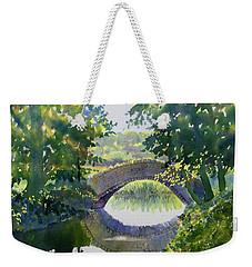 Bridge Over Gypsy Race Weekender Tote Bag