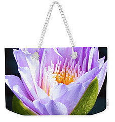 Brillance In Purple Weekender Tote Bag