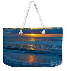Brilliant Sunrise Weekender Tote Bag