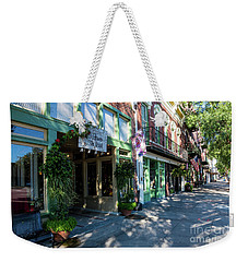 Broad Street Downtown Augusta Ga Weekender Tote Bag