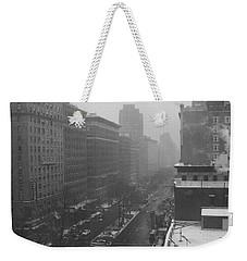 Broadway Weekender Tote Bag