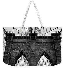 Brooklyn Bridge Wall Art Weekender Tote Bag