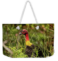 Brush Turkey Weekender Tote Bag