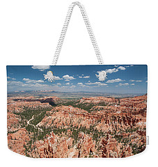 Bryce Canyon Trail Weekender Tote Bag