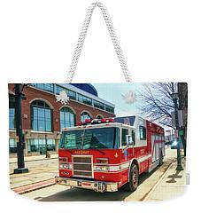 Buffalo Fire Dept Haz1mat Weekender Tote Bag