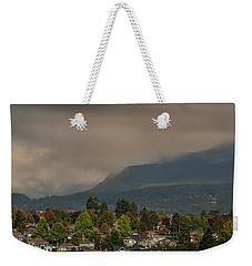 Burnaby Mountain Weekender Tote Bag