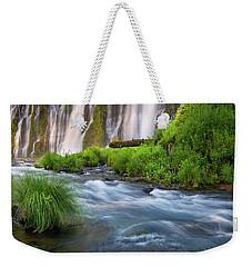 Burney Falls Weekender Tote Bag