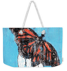 Butterfly Garden Summer 1 Weekender Tote Bag