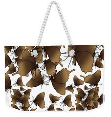 Butterfly Patterns 1 Weekender Tote Bag