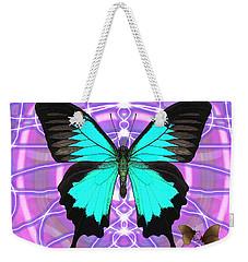 Butterfly Patterns 19 Weekender Tote Bag
