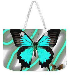Butterfly Patterns 23 Weekender Tote Bag