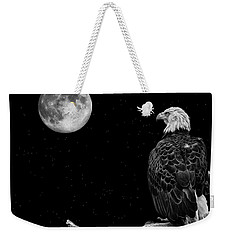 By The Light Of The Moon Weekender Tote Bag