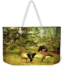 By The Little Tree - Lake Carasaljo Weekender Tote Bag