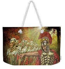 Caesar Weekender Tote Bag