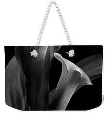Callalily Weekender Tote Bag