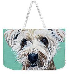 Callie J Weekender Tote Bag