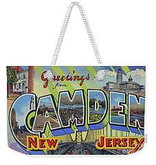 Camden Greetings Weekender Tote Bag