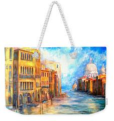 Canale Grande Weekender Tote Bag