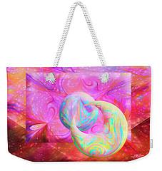Candy Universe Weekender Tote Bag
