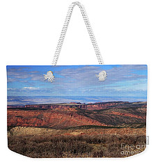 Canyons Of Utah Weekender Tote Bag
