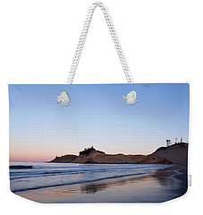 Weekender Tote Bag featuring the photograph Cape Kiwanda Oregon Sunrise 101618 by Rospotte Photography