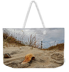 Cape Lookout Lighthouse Weekender Tote Bag