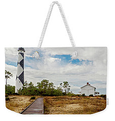 Cape Lookout Lighthouse No. 2 Weekender Tote Bag