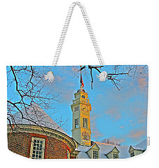 Capitol Chill Weekender Tote Bag
