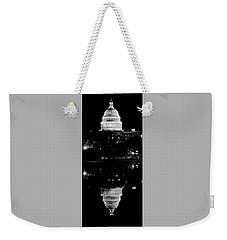 Capitol Upside Down Weekender Tote Bag