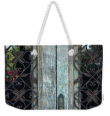 Capri Door Weekender Tote Bag
