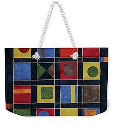 Carnival Of Colors Weekender Tote Bag