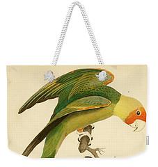 Carolina Parrot Weekender Tote Bag