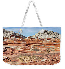 Carved In Stone Pano 2 Weekender Tote Bag