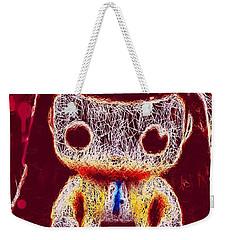 Castiel Supernatural Pop Weekender Tote Bag