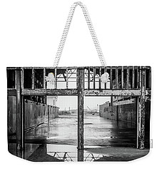 Casino Reflection Weekender Tote Bag