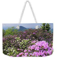 Catawba Rhododendron Table Rock  Weekender Tote Bag
