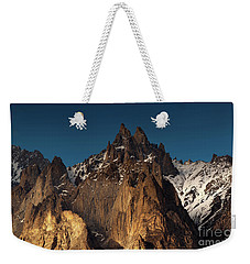 Cathedral Of Passu Weekender Tote Bag