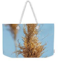 Cattail  Weekender Tote Bag