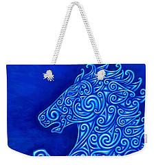 Celtic Horse Weekender Tote Bag