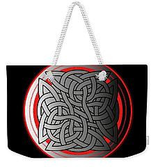 Celtic Shield Knot 4 Weekender Tote Bag