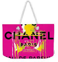 Chanel No 5 Pop Art - #3 Weekender Tote Bag