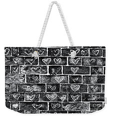 Weekender Tote Bag featuring the photograph Change Of Heart by Tim Gainey