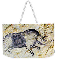 Chauvet Rhinoceros Weekender Tote Bag