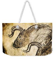 Chauvet - Three Aurochs Weekender Tote Bag